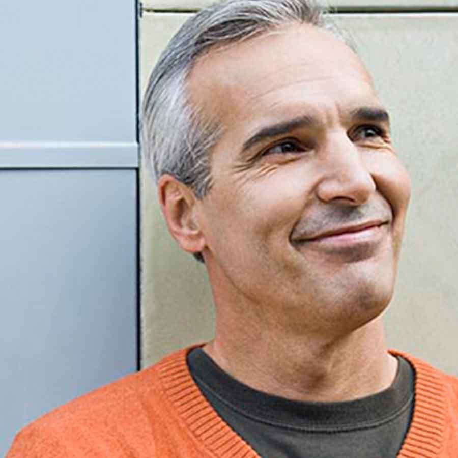 Adam, age 50
