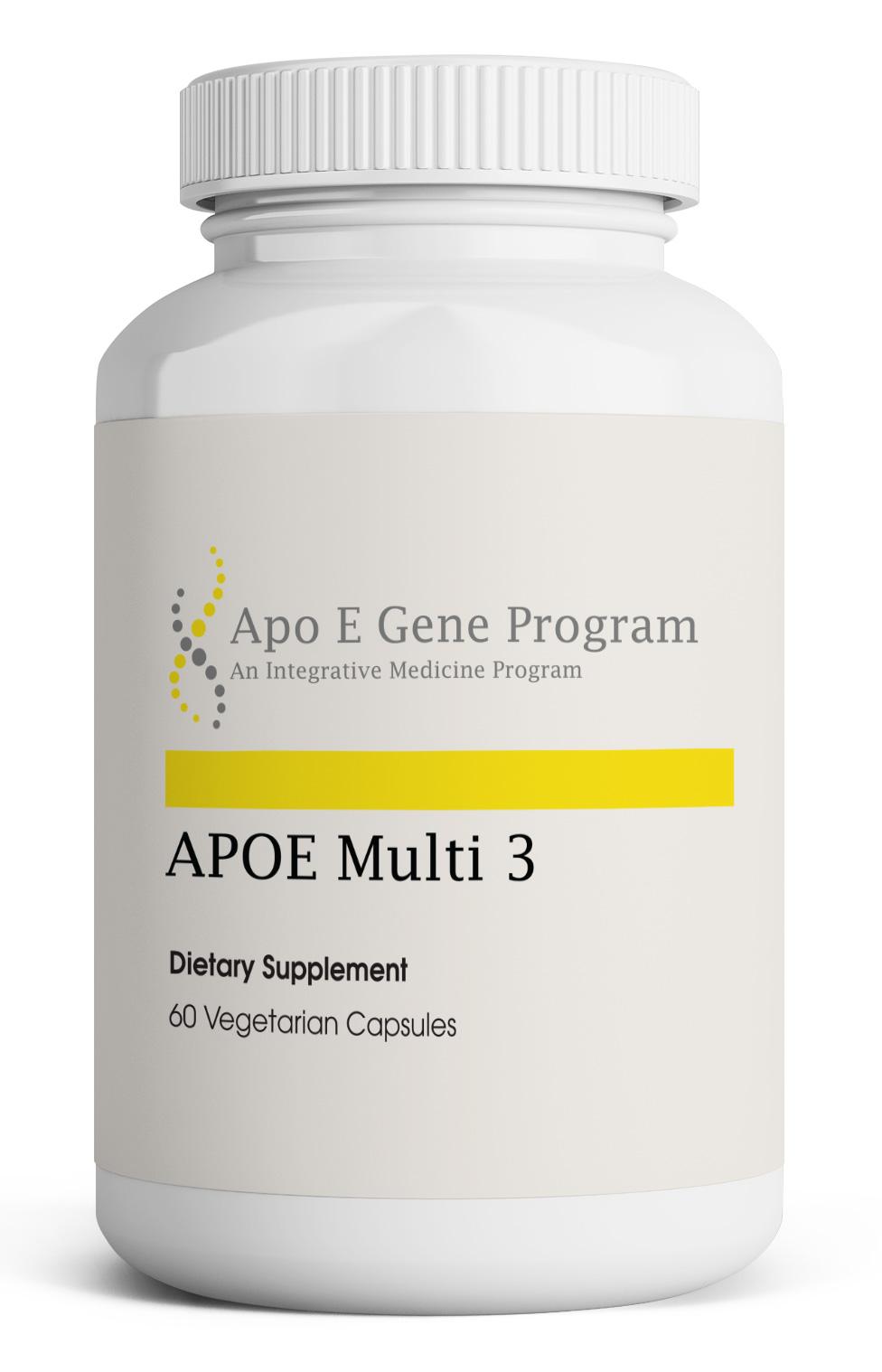 APO E Online Program Product