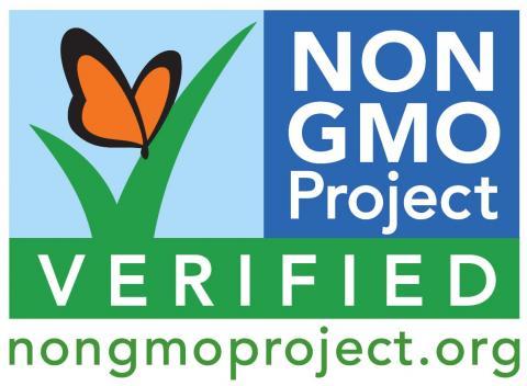 Non GMO label